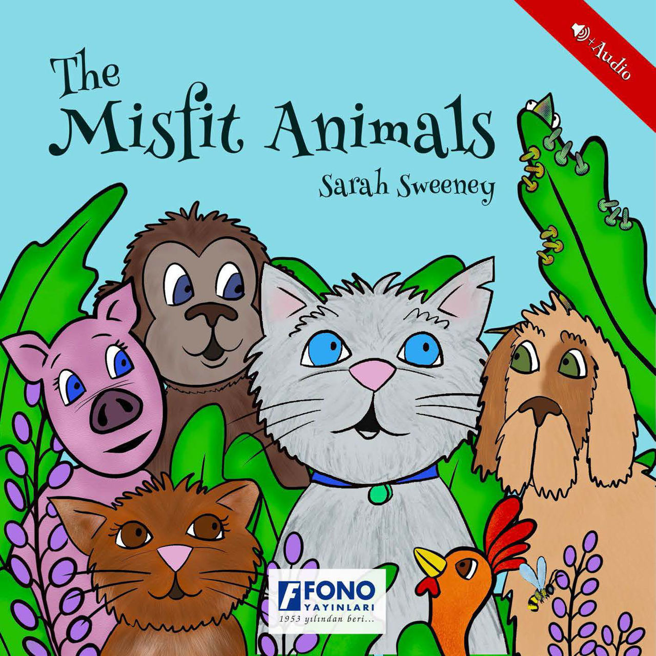 Picture of The Misfit Animals